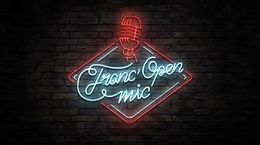 Soirée Franc'Open Mic