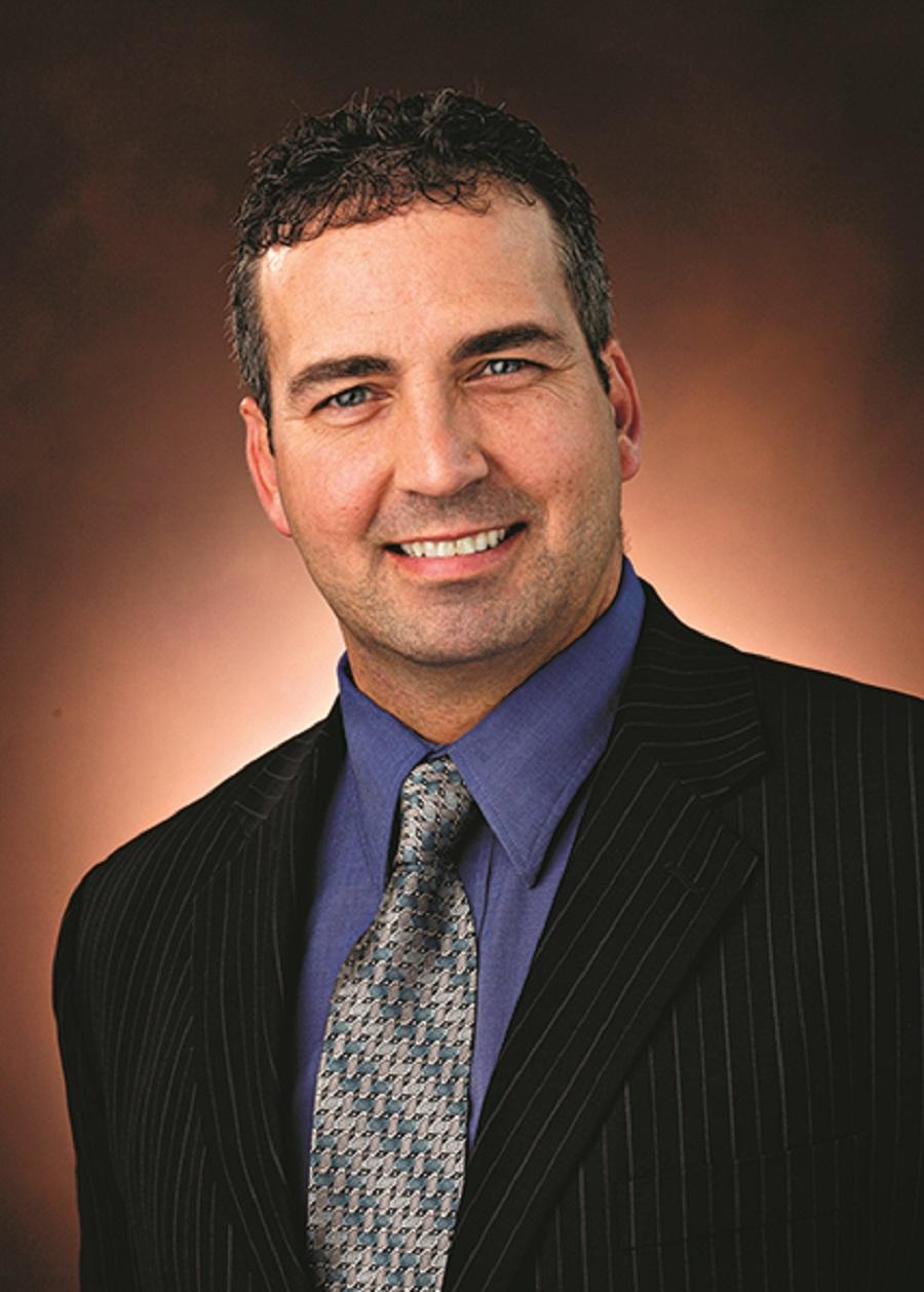 Daniel Giroux, le président du Collège Boréal