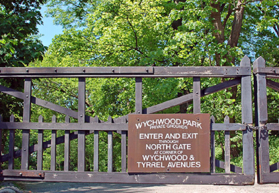 Visite guidée à  Wychwood Park