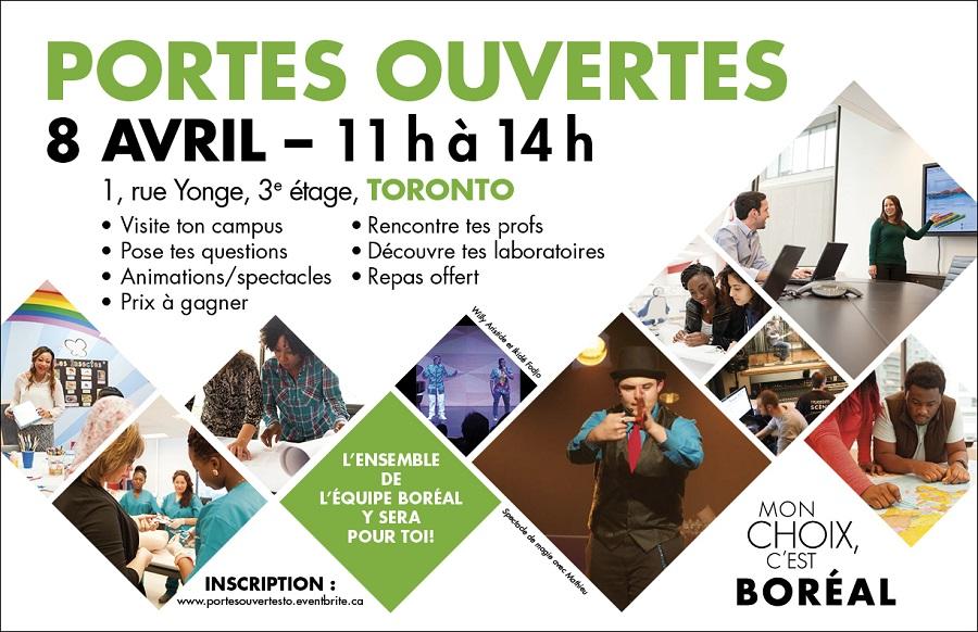 Journee Portes Ouvertes Toronto