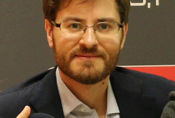 Guillaume Lorin, le directeur de la programmation