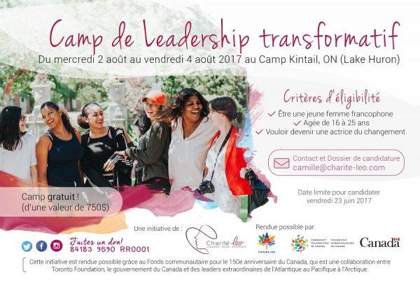 Flyer Camp de leadership - version finale