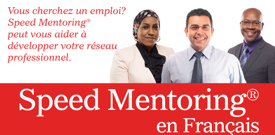 Speed Mentoring® en Français à Scarborough