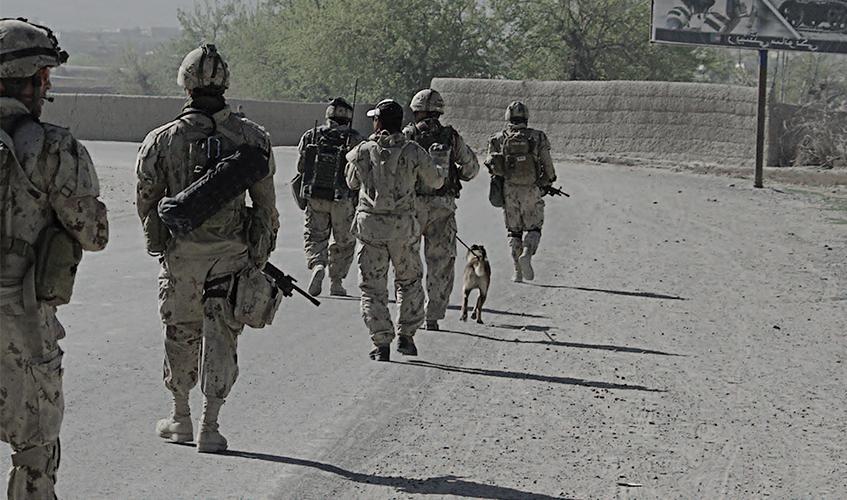 Le 22E Régiment en Afghanistan