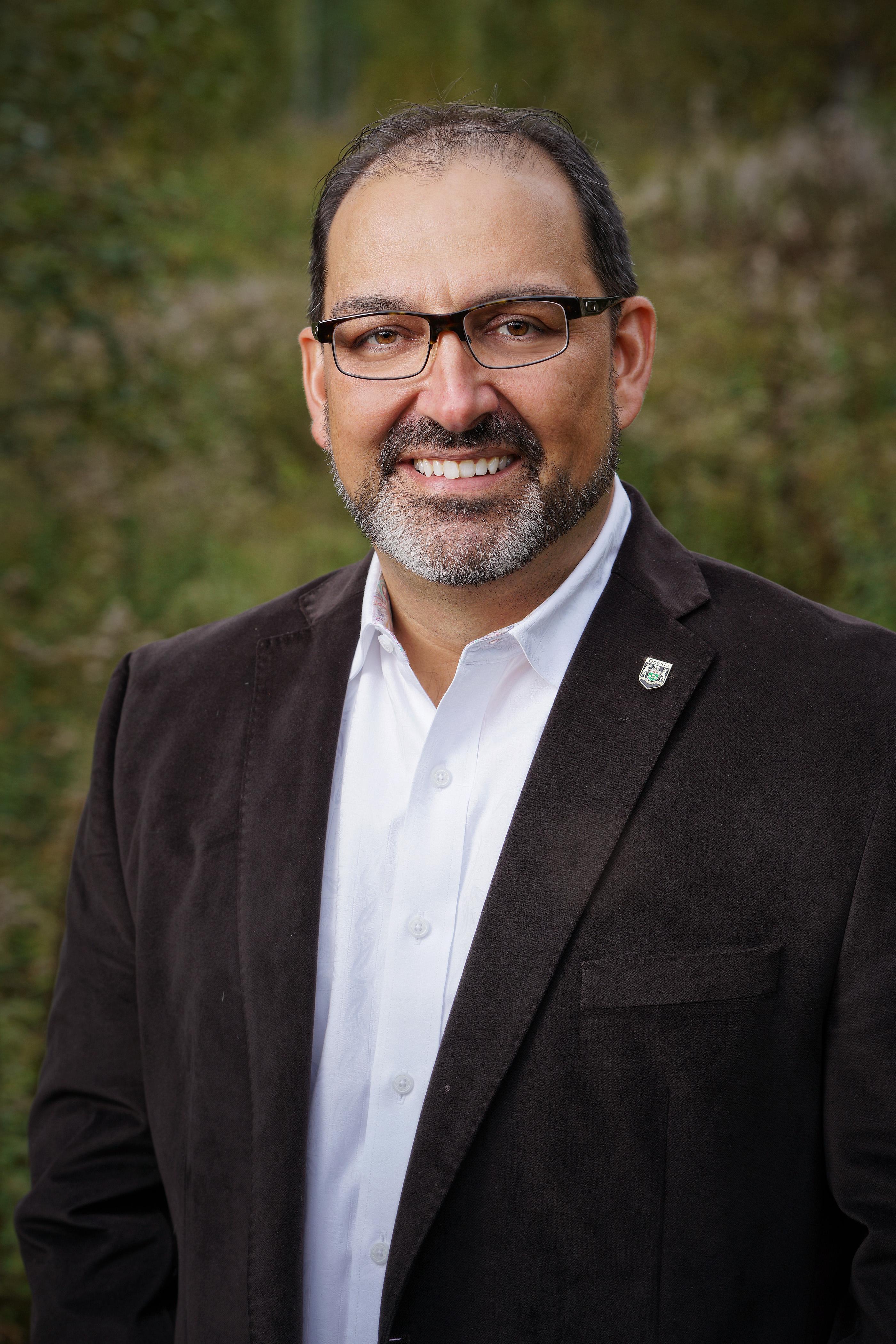 Minister Thibeault 2017