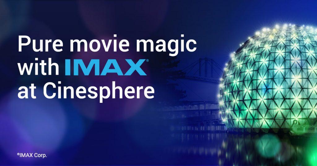 Cinesphere image
