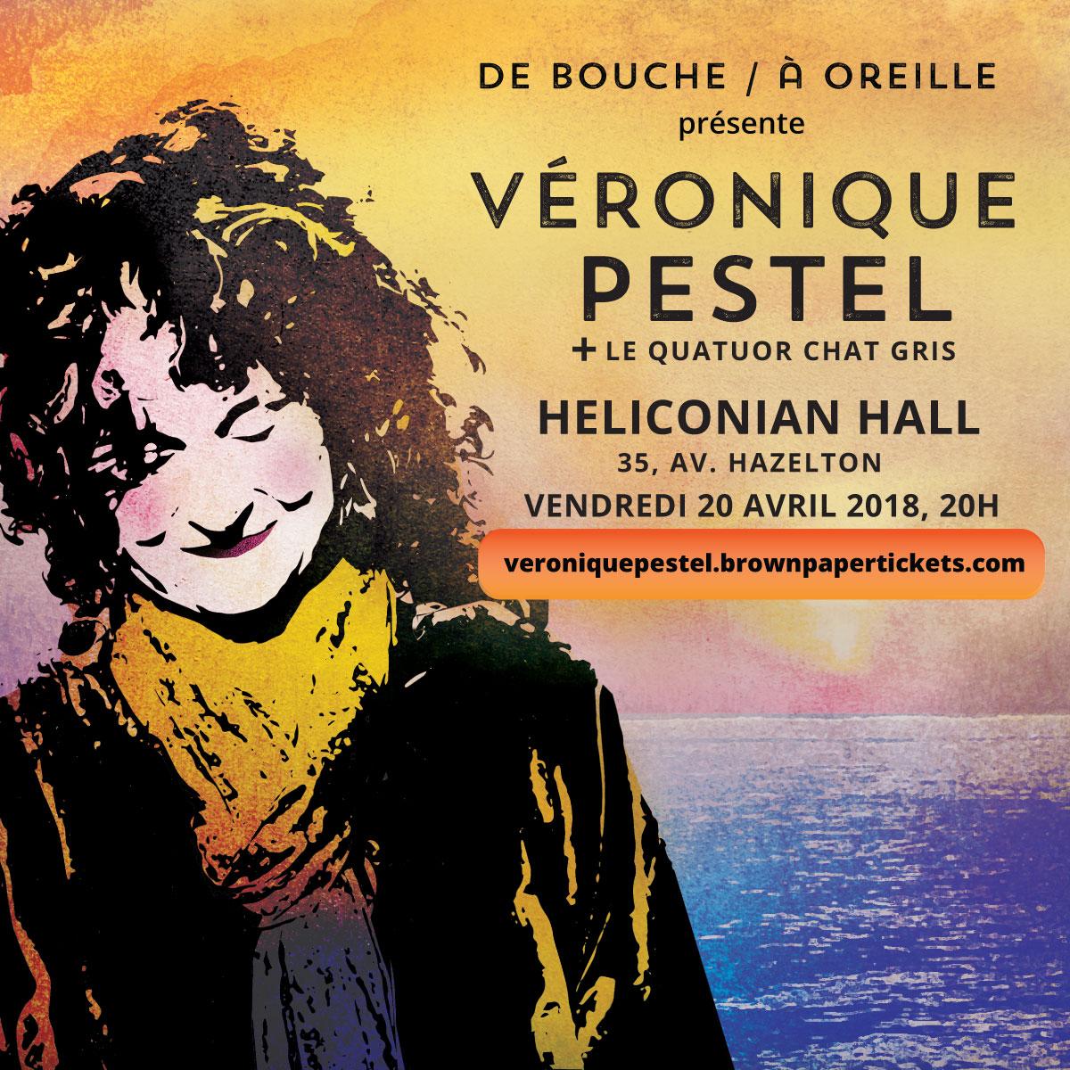 Annonce Véronique Pestel