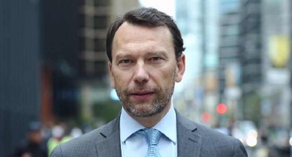 M. Trouyet, consul général de France à Toronto