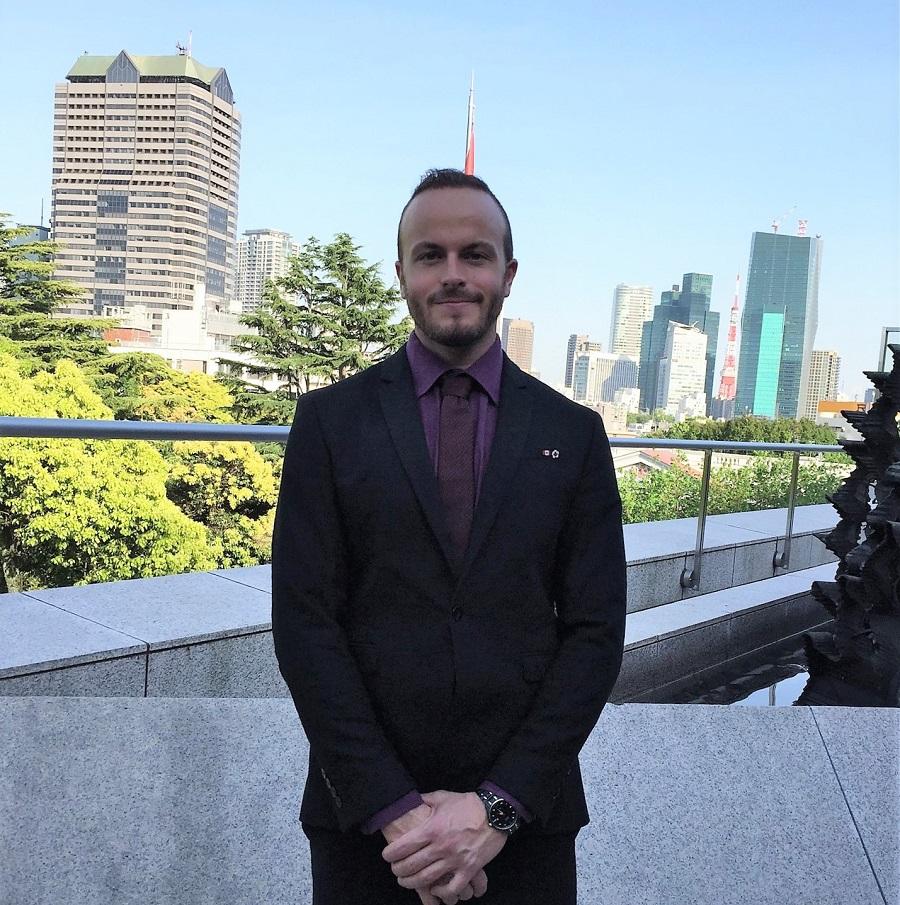 Julien Geremie, le directeur-adjoint CCO