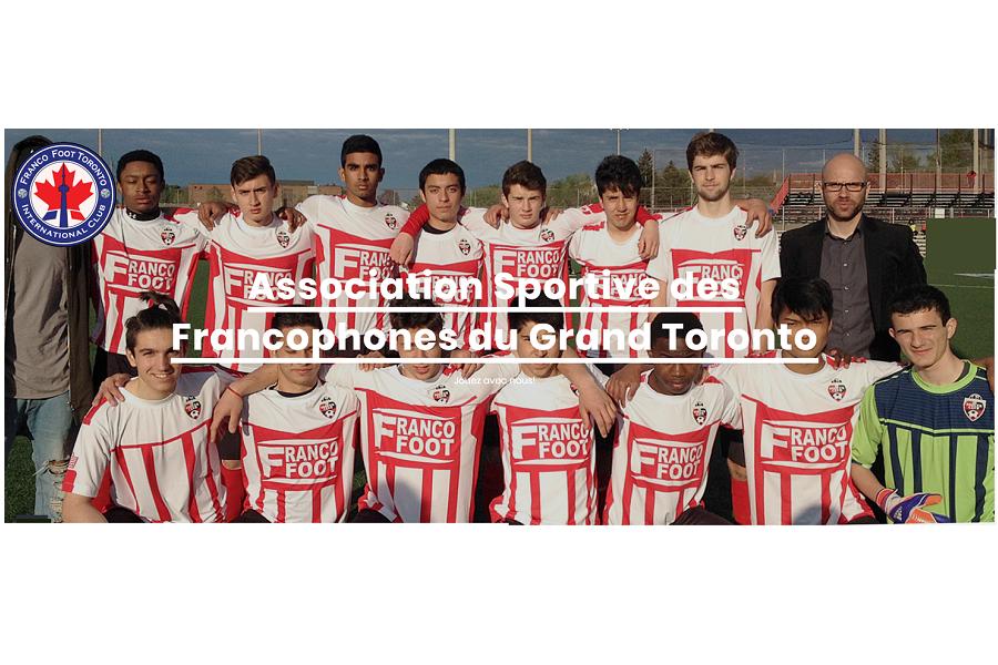 Recrutement des joueurs  au FRANCO FOOT pour le Grand Tournoi International 2019 Toronto Azzurri SC.