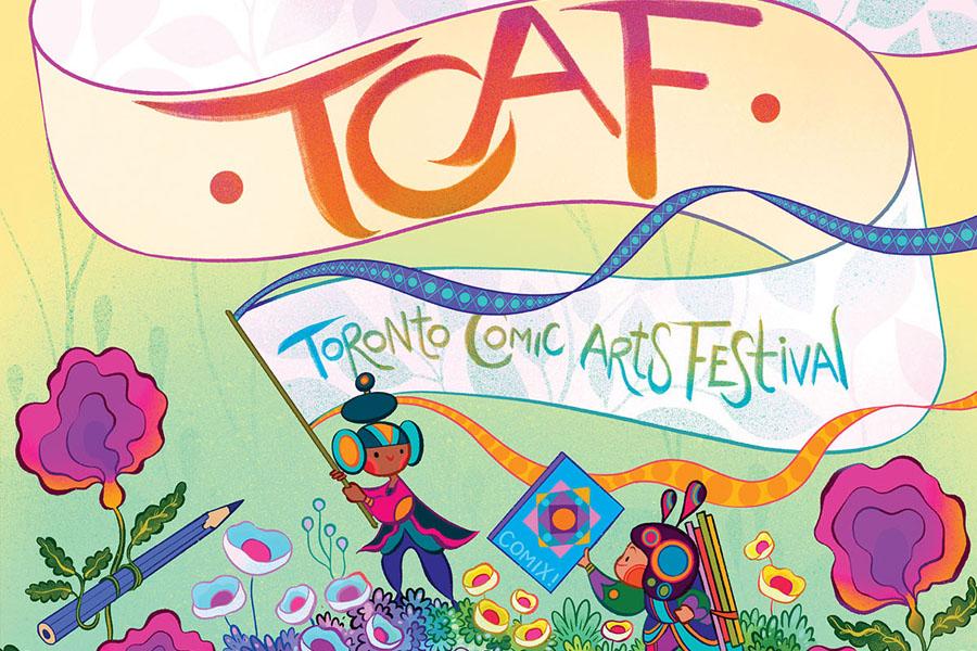 Le Festival des arts de la bande dessinée de Toronto