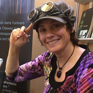 Madame Laframboise (gracieuseté: Sylvianne Jeanson)