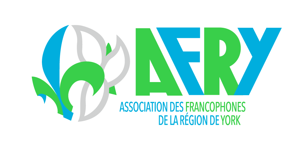 Logo: L'Association des francophones de la région de York