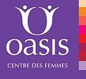 Logo: Oasis Centre des femmes