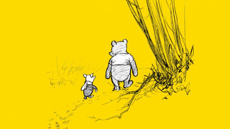 Affiche pour l'événement Winnie-the-Pooh: Explorer un classique avec le Musée royal de l'Ontario