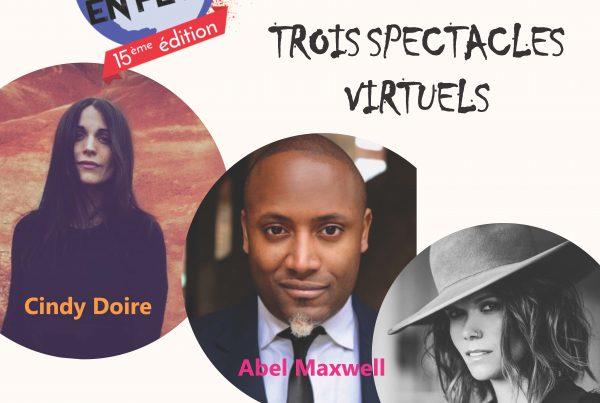 Affiche pour la 15ième édition de francophonie en fête