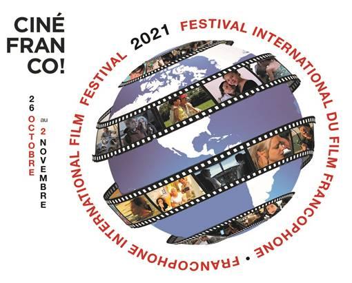 Cinéfranco 2021: calendrier des projections en salle